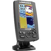 Lowrance Localizador Plotter Hook-4