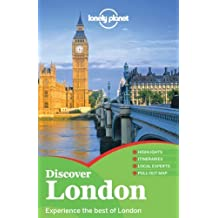 Lonely Planet Discover London (Travel Guide) by Lonely Planet (2012-06-01)