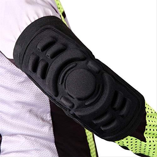 RTGFS MTB Ellbogenschützer Schutz Mountainbike Radfahren Reiten Ellbogenschutz Supportor Skifahren Motorrad Fahrrad Downhill Schutzausrüstung