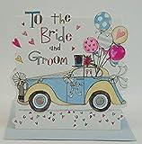 Rachel Ellen Designs Karte zum Hochzeitskarte