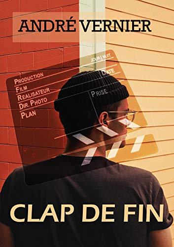 Couverture du livre Clap de fin
