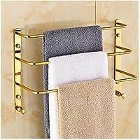 WEIYU toallero Contemporary Brass 1pieza–Hotel baño 3–Toallero
