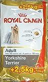 Royal Canin Yorkshire Terrier Adult Hundefutter 7,5kg + 2,5kg GRATIS (7,5kg + 2,5kg Gratis)