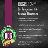 DOGREFORM Gemüse pur 4 x 3 grün rot,gelb Jetzt als Sparpaket Ideal zum BARF en als Diätfutter für Hunde 100% hochwertiges Gemüse Frei von Getreide Fleisch Soja Haltbarkeitsstoffen Zusatzstoffen - 2