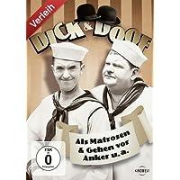 Dick & Doof - als Matrosen & Gehen vor Anker