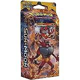 Pokemon: Sun & Moon Theme Pack de cubierta: Roaring Heat-español