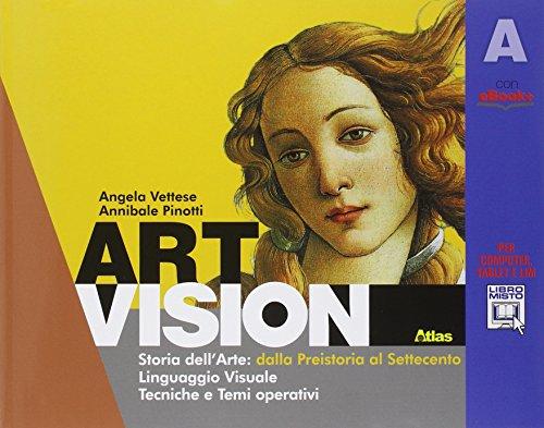 Art vision. Tomo A-B. Per le Scuole superiori. Con espansione online