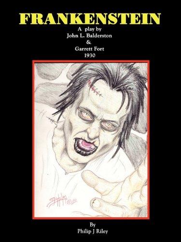 Frankenstein - A Play