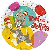 BBS - Cubertería para fiestas Tom y Jerry (117821)