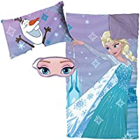 Disney Frozen Let It Go - Juego de 3 pijamas de peluche