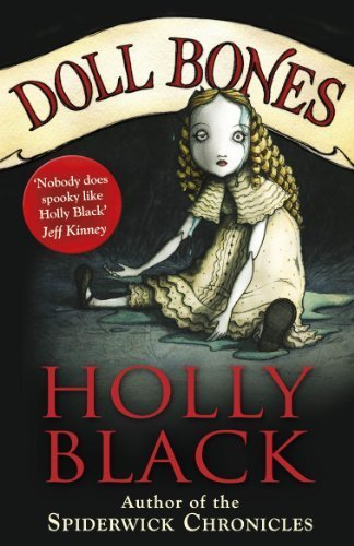 Doll Bones by Black, Holly (2014) Paperback