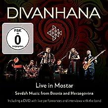 Divanhana-Live In Mostar-CD Und DVD