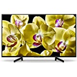 Sony Bravia 108 cm (43 inches) 4K Ultra HD Android LED TV KD-43X8000G (Black) (2019 Model)