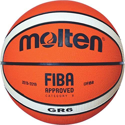 MOLTEN Balón Baloncesto BGR-OI-6