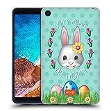 Head Case Designs Offizielle Emoji® Be Hoppy Ostern Soft Gel Hülle für Xiaomi Mi Pad 4