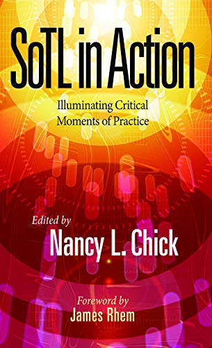 SoTL in Action: Illuminating Critical Moments of Practice (English Edition)