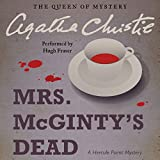 Best Agatha Christie Audible Mysteries - Mrs. McGinty's Dead: A Hercule Poirot Mystery Review