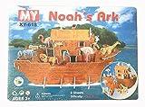 3D Puzzle Arche Noah Modell, Home Decor & Educational Bj Puzzle Geschenk für Kinder, Jugendliche und Erwachsene