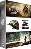 Tu ne Tueras Point + Lettres d'Iwo Jima + Full Metal Jacket -...