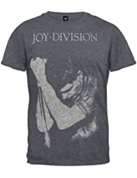 Old Glory Joy Division - Mens Ian Curtis Soft T-shirt