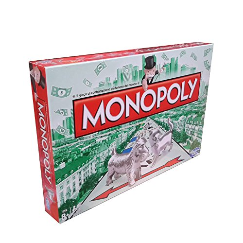 Hasbro Monopoly italiano