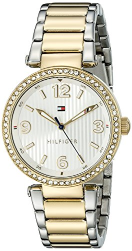 Tommy Hilfiger Analog Multi-Colour Dial Women's Watch-NATH1781599