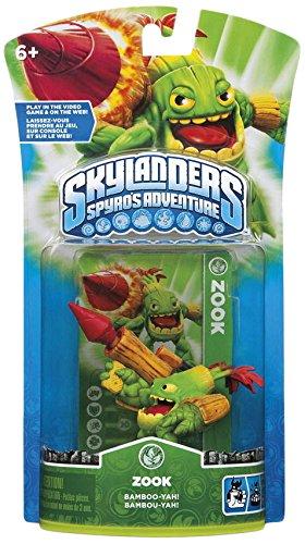 Activision Skylanders Spyros Adventure: Character Pack – Zook (Wii/PS3/Xbox 360/PC) 515LSEDp4fL