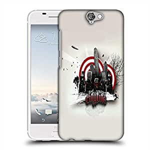 Snoogg Citylife Designer Protective Phone Back Case Cover For Asus Zenfone 6