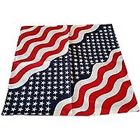 USA stelle e strisce bandana/Bandana realizzato in