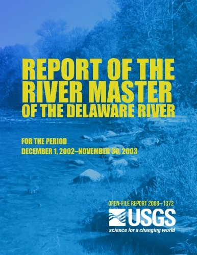River Master Letter of Transmittal and Special Report por U.S. Geological Survey