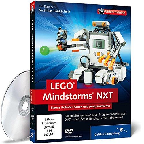 LEGO Mindstorms NXT- Eigene Roboter bauen und programmieren