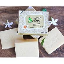 Earthy Sapo Milky Way Moisturizing Bathing Soap ((coconut milk)