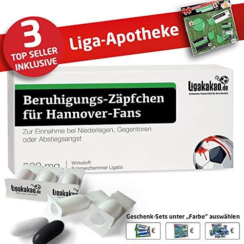 Alles für Hannover-Fans by Ligakakao.de Filzpantoffel ist jetzt die Liga-APOTHEKE