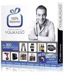 Coffret Cadeau Homme– Coffret YOUKADO – 100% Homme Premium