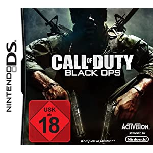 Call of Duty: Black Ops – [Nintendo DS]