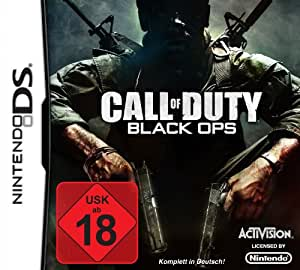 Call of Duty: Black Ops - [Nintendo DS]