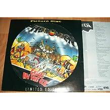 Live in the UK (1989, Picturedisc) / Vinyl record [Vinyl-LP]