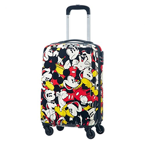 Samsonite American Tourister - Disney Legends Spinner Equipaje de mano, 55 cm,...