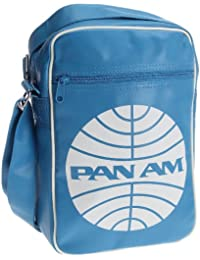 Logoshirt Unisex-Adult Pan AM Cabin Medium Fake Messenger Bag
