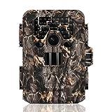 TEC.BEAN 12MP 1080P HD Fotocamera da Caccia Macchine Fotografiche da Caccia con 36 LED Infrarossi a Basso Bagliore 940nm per Visione Notturna fino a 23 metri immagine