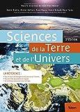 Sciences de la Terre et de l Univers - Licence SVT - Licence Sciences de l Univers - CAPES et Agrégation SVT...