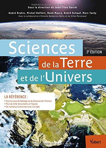 Sciences de la Terre et de l Univers - Licence SVT - Licence Sciences de l Univers - CAPES et Agrégation SVT