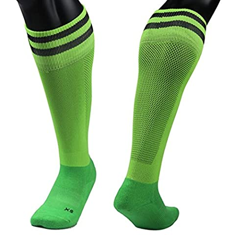 Long Socks, Transer® Kids Football Cotton Long Socks Girls Winter Leggings Socks Thick Legs Warmers Pricess Boots Socks for Outdoor Sports