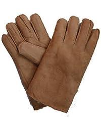 warmer Winter Herren Handschuh mit Fütterung kuschelweich
