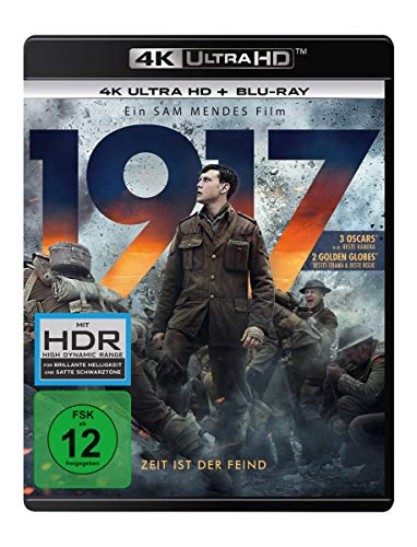 1917 (4K Ultra HD) (+ Blu-ray 2D)