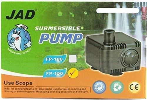 Jad Mini bomba filtro fp150hasta 150L/h/Bomba