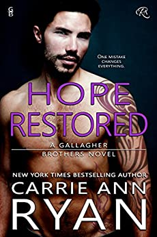 Hope Restored (Gallagher Brothers Book 3) (English Edition) von [Ryan, Carrie Ann]
