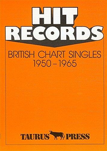 Hit Records, British Chart Singles, 1950-1965