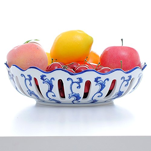 CLG-FLY dipinte a mano e blu-bianco tazze in porcellana classic