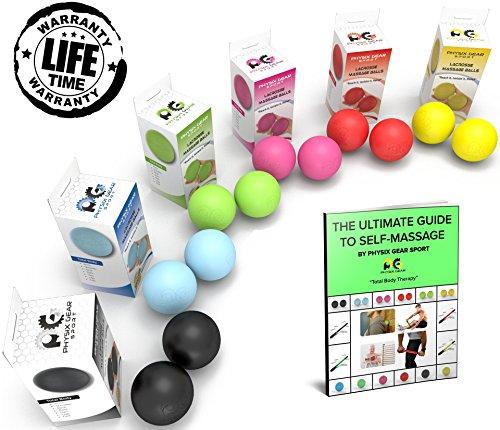 professionelle-massageballe-lacrosse-ballset-or-igel-massageball-beste-fussmassage-tiefengewebsmassa